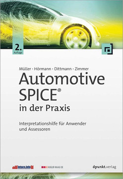 Automotive SPICE® in der Praxis, 2nd Edition