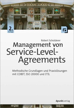 Management von Service-Level-Agreements, 2nd Edition