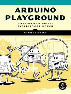 Arduino Playground, 1st Edition