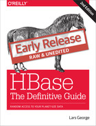 Cover of HBase: The Definitive Guide, 2nd Edition
