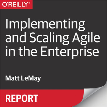 Implementing and Scaling Agile in the Enterprise