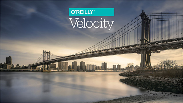 O'Reilly Velocity Conference 2018 in New York Video Compilation