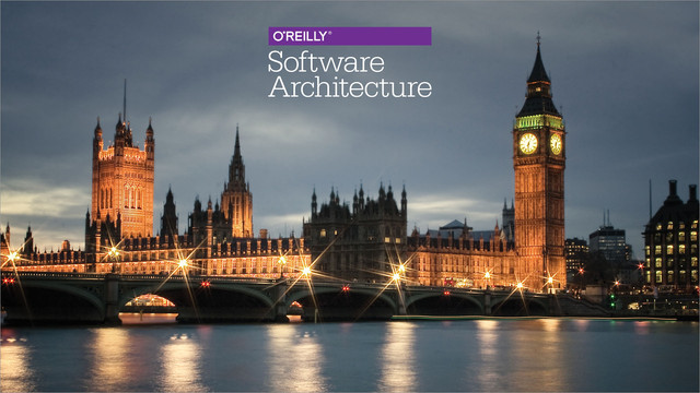Software Architecture Conference - London, UK 2018
