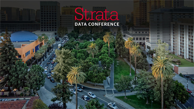 Strata Data Conference in San Jose 2018 Video Compilation