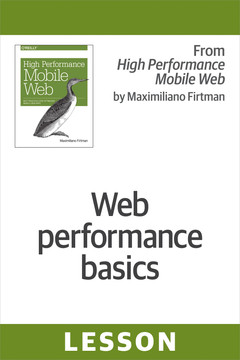 Web performance basics
