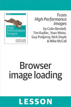 Browser image loading