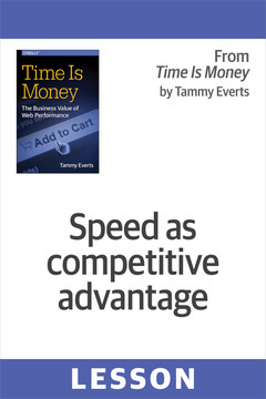 Speed as competitive advantage