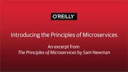 Introducing the Principles of Microservices