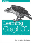 Cover of Learning GraphQL