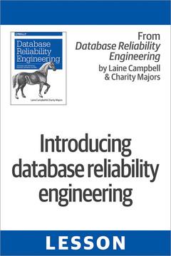 Introducing database reliability engineering
