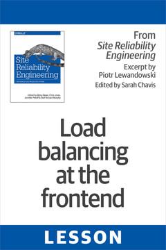Load balancing at the frontend