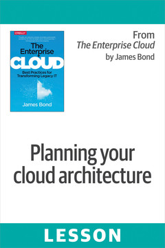 Planning your cloud architecture