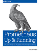 Cover of Prometheus: Up & Running