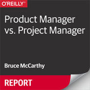 Cover of Product Manager vs. Project Manager