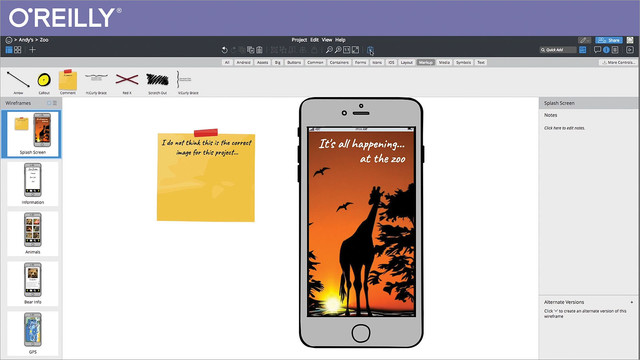 Prototyping with Balsamiq: A Beginner's Guide