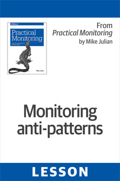 Monitoring anti-patterns