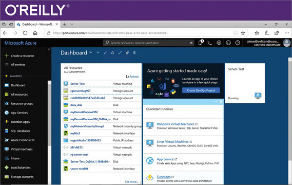 Essentials of Microsoft Azure