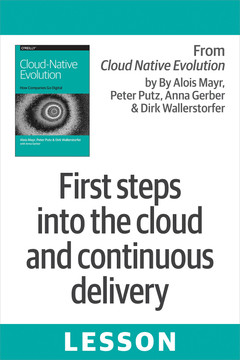 First steps into the cloud and continuous delivery