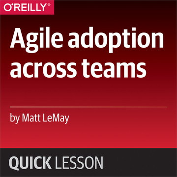 Agile adoption across teams