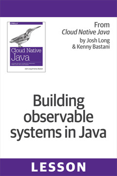 Building observable systems in Java