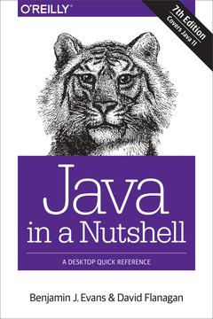Java in a Nutshell, 7th Edition [Book]