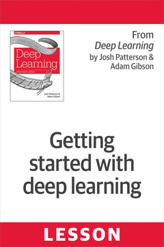 Getting started with deep learning