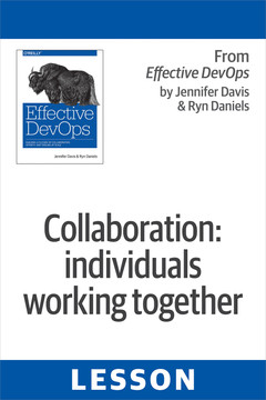 Collaboration: Individuals working together