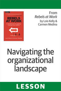 Navigating the organizational landscape