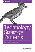 Cover of Technology Strategy Patterns