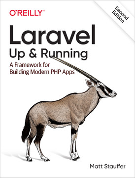 Laravel: Up & Running, 2nd Edition