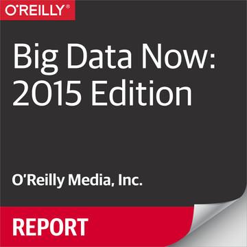 Big Data Now: 2015 Edition