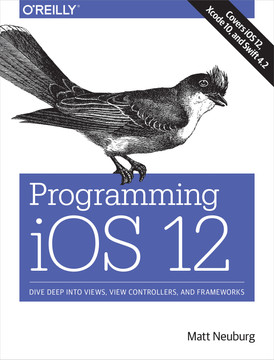 15  Video - Programming iOS 12 [Book]