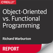 Cover of Object-Oriented vs. Functional Programming