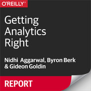 Getting Analytics Right