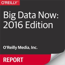Big Data Now: 2016 Edition