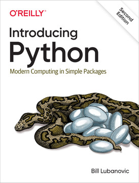 Introducing Python, 2nd Edition [Book]