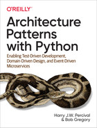 Enterprise Architecture Patterns with Python