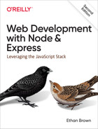 Web Development with Node and Express, 2nd Edition