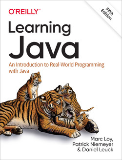 Learning Java, 5th Edition