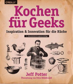 Kochen für Geeks, 2nd Edition