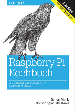 Raspberry-Pi-Kochbuch, 2nd Edition