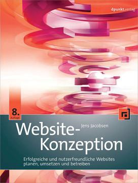 Website-Konzeption, 2nd Edition