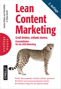 Lean Content Marketing, 2nd Edition