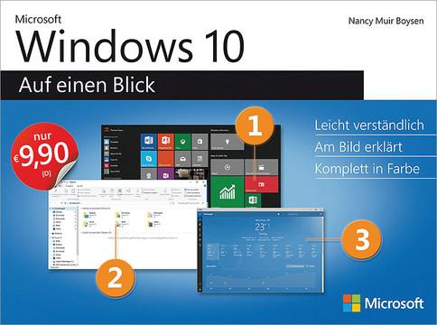 Windows 10 auf einen Blick