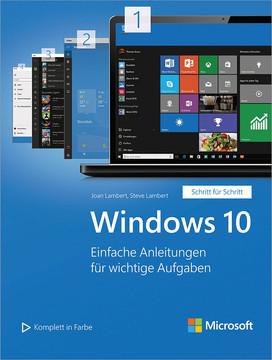 Windows 10 – Schritt für Schritt