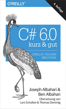 C# 6.0 – kurz & gut, 4th Edition