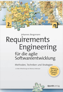 Requirements Engineering für die agile Softwareentwicklung, 2nd Edition