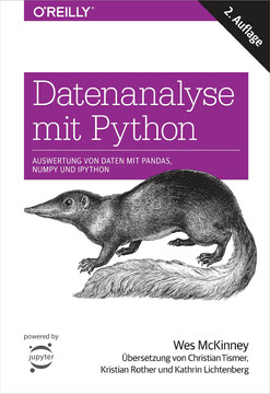 Datenanalyse mit Python, 2nd Edition