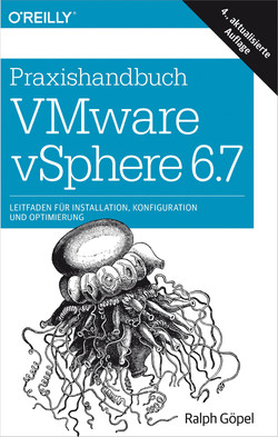 Praxishandbuch VMware vSphere 6.7, 4th Edition