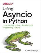 Using Asyncio in Python